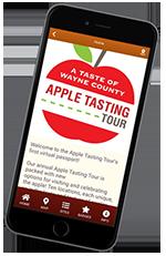 apple tasting app